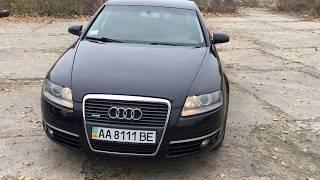 Audi A6 4.2 quattro это просто SEX