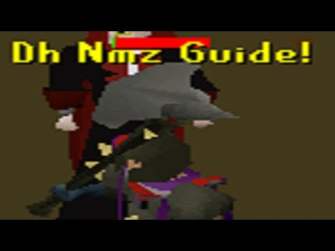 OSRS - Nightmare Zone Dharok's guide