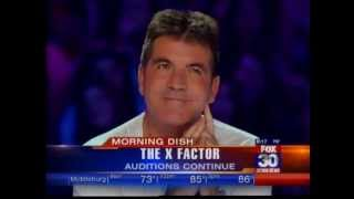 Shae Recaps The X Factor auditions