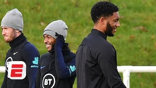 Raheem Sterling crossed the line by attacking England teammate Joe Gomez – Craig Burley | ESPN FC