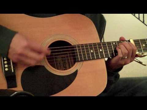 I'm on Fire - John Mayer - guitar