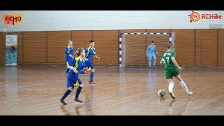 Ясно о мини футболе 11 Дорожник легко обыгрывает УВД Динамо Женский мини футбол как это