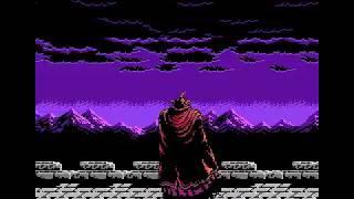 Ninja Gaiden 2 The Dark Sword of Chaos (NES) Intro