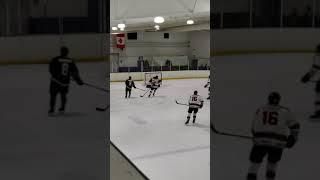 Devon Bobak nice glove TC USPHL Premier League