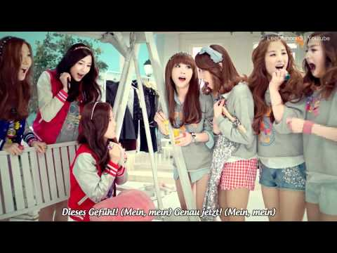 [FULL HD] A Pink - My My MV (German Subbed)