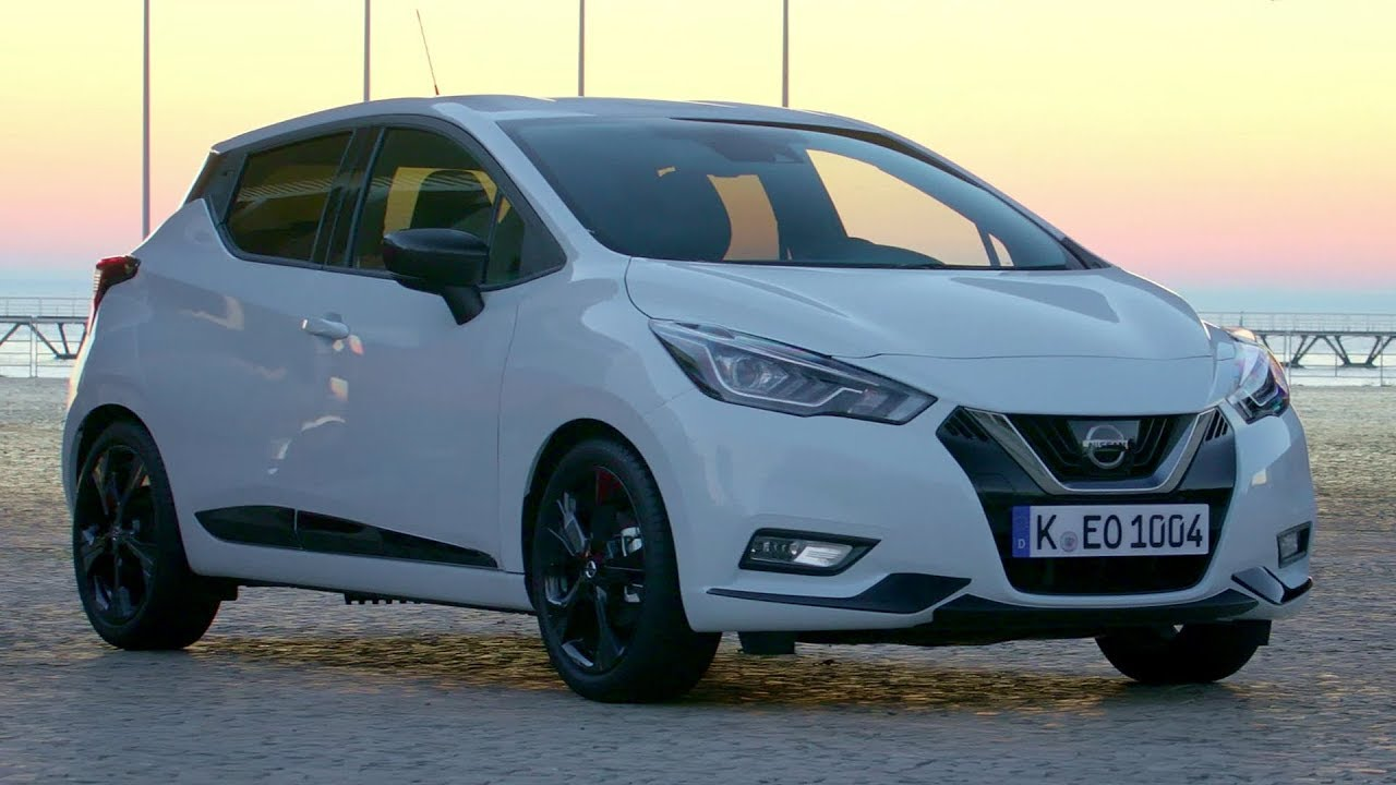 2019 nissan micra n sport solid white exterior interior youtube. Black Bedroom Furniture Sets. Home Design Ideas