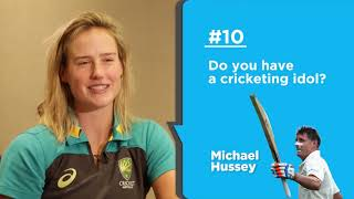25 Questions with Ellyse Perry | 'Fast bowlers are cooler than spinners in every way'