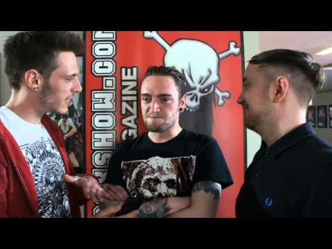 Ingested Interview Impericon Festival 2015