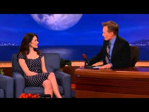 Emmy Rossum Got Flashed In New Orleans
