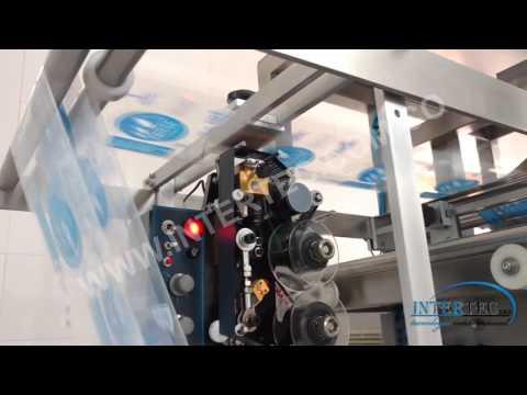 Empacadora Automática de agua en bolsa Interfill 1000 - INTERTEC