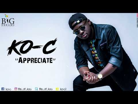 Ko-C  - Appreciate  Freestyle [Musique Camerounaise]
