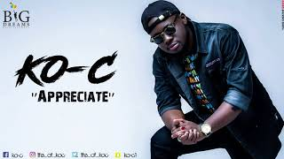 Ko-C Appreciate Freestyle Musique Camerounaise.mp3