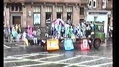 Port Glasgow's 'Comet Festival' (1989)