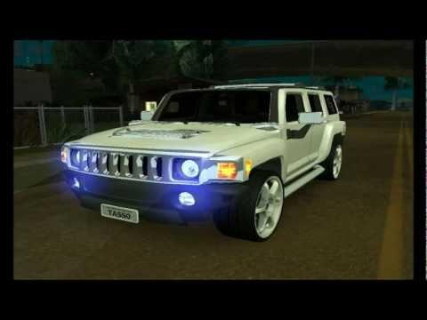 Autos tuning de mi GTA San Andreas pc(mods).mp4