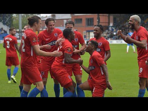 Stockport Dagenham & Red. Goals And Highlights