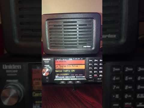 SDS200 - SDS-200 Speaker Noise Again like the 536HP