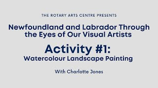 Newfoundland and Labrador Through the Eyes of Our Visual Artists: Activity #1