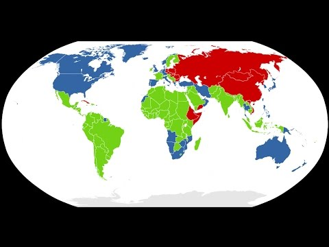 1st 2nd and 3rd World Countries - YouTube  St Nd Rd World Countries Map on