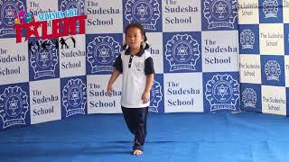 SUDESHA GOT TALENT  DANCE AKHAI KO PARELIMA BIPAKCHYA MAGAR