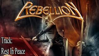 REBELLION - Arminius-Furor Teutonicus Full Album