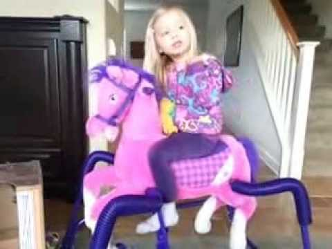 Rockin' Rider Pony from Tek Nek only at Toys R Us