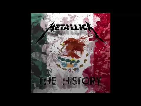 Metallica - The History: Mexico