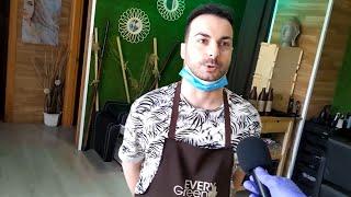 """Peluquero reivindica su servicio como """"esencial"""" y pide reducción IVA"""
