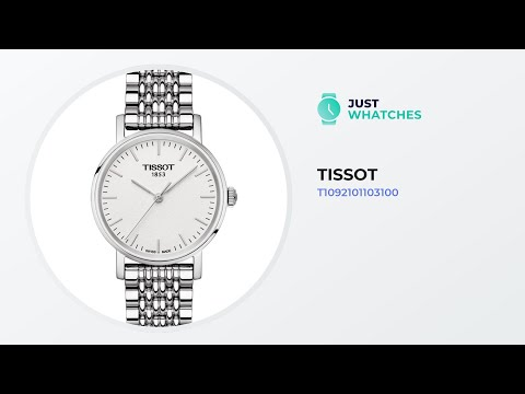 Slick Tissot T1092101103100 Women's Watches Features, Full Specs, Prices