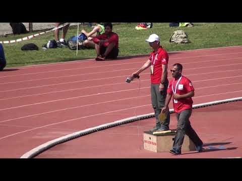 Antalya Olimpik Deneme Büyük Erkekler 100MT 1. Seri