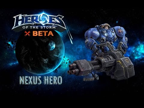 видео: heroes of the storm: nexus hero #4 - Тайкус