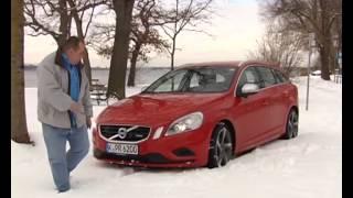 Своими глазами - Volvo V60 и зимние Альпы, 1 часть