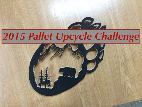 2015 pallet upcycle challenge
