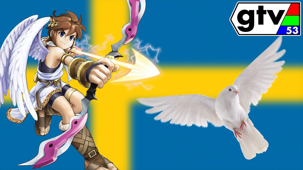 Kid Icarus Has A Password in Swedish?! A Secret To Everybody - GTV
