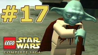 LEGO Star Wars: The Complete Saga Walkthrough - Chapter 17: Ruin Of The Jedi!
