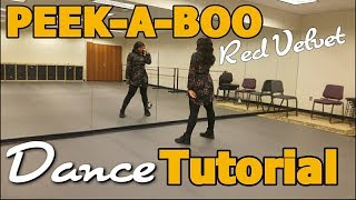 Download Lagu Red Velvet 레드벨벳 '피카부 (Peek-A-Boo)' DANCE TUTORIAL Mp3