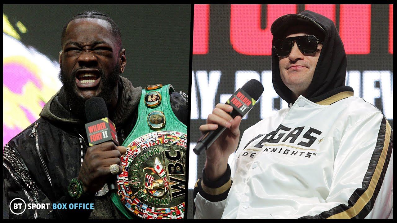 What time is Wilder vs. Fury 2 tonight? Live stream, price, boxing ...