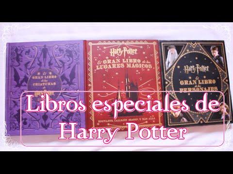 Página a página: libros especiales de Harry Potter | El