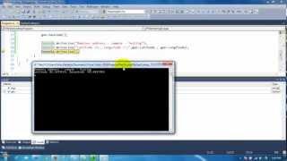 Geo Coding with C# using Google API Free HD Video