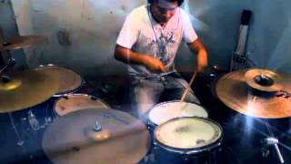 Hitomi Takahashi - Aozora no namida (Drum cover)