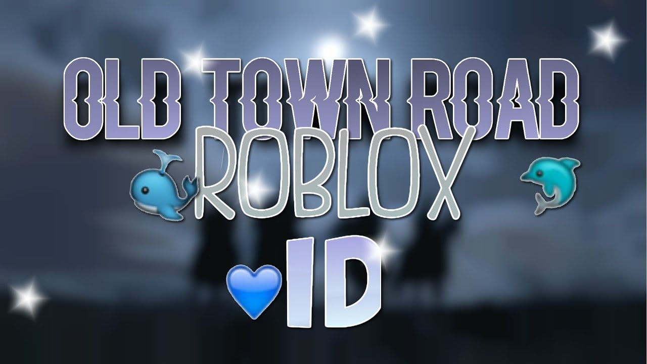 Old town road - Lil Nas X - Roblox ID