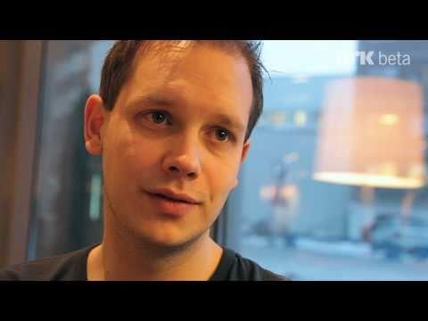 Alle klippene fra NRKbetas intervju med Peter Sunde