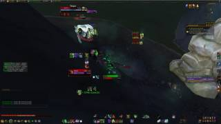 Legion-Beta: Fjarnskaggl Quest / Soloing of gr5 quest
