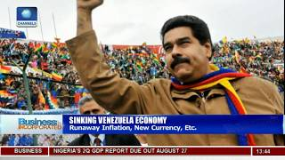 Venezuela Economy: Citizens React To Maduro's Pronouncement |Business Incorporated|