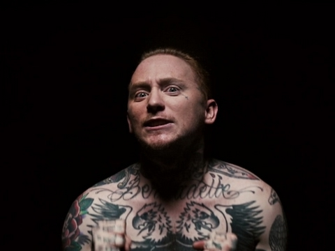 Punk rock pioneer Frank Carter's parental pride