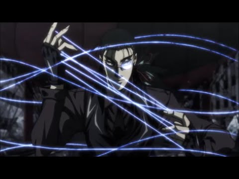 [HD 1080p] Hellsing Ultimate - Alucard VS Walter - Full Fight - English DUB