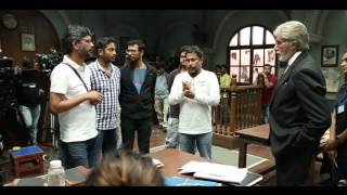 Multi camera Set-up | Shoojit Sircar | Amitabh Bachchan