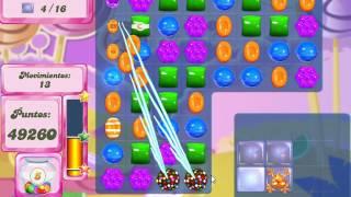 Candy Crush Saga - Nivel 632