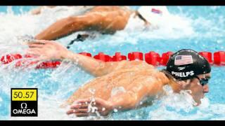 Milorad Cavic Serbian Heroe vs Michael Phelps by RDE