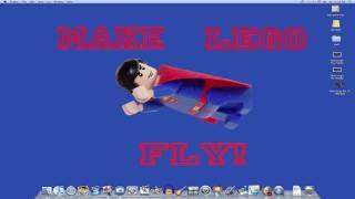 Lego Animation Tutorial: Make Lego Fly!