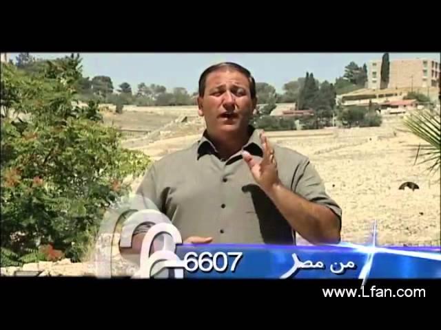 16- دخول المسيح الانتصاري لاورشليم
